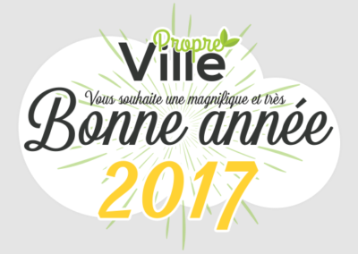 Newsletter Ville Propre